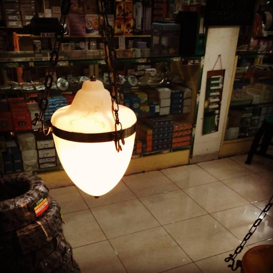 lampu gantung jogja yogyakarta