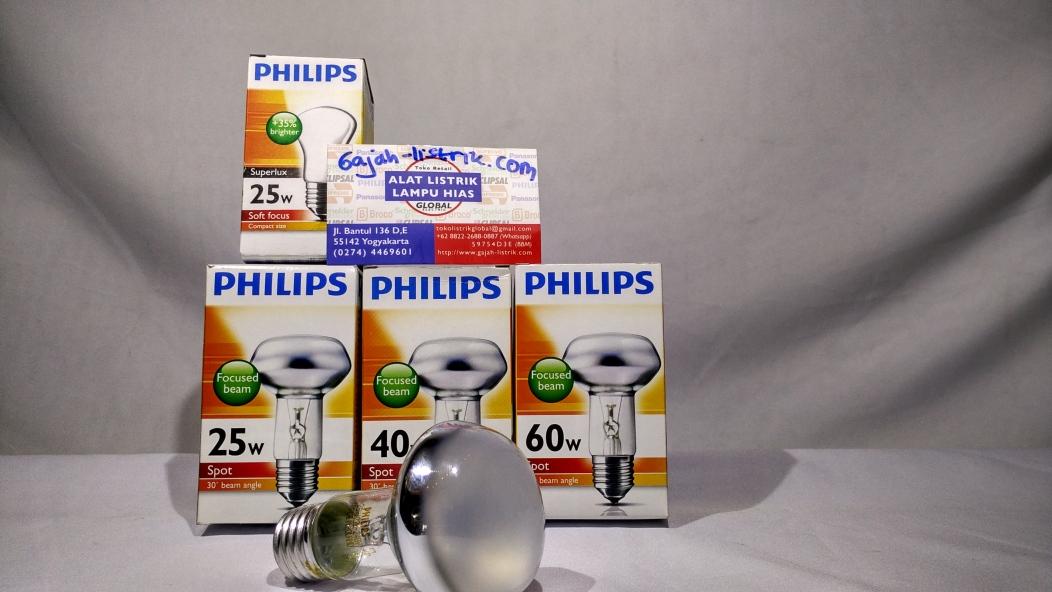 Lampu Bohlam Spot Philips Toko Listrik Global